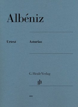 Henle Verlag Albéniz | Asturias