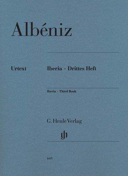 Henle Verlag Albéniz | Iberia - Derde boek | Bladmuziek piano