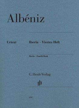 Henle Verlag Albéniz | Iberia - vierde boek | Bladmuziek piano