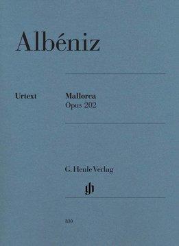 Henle Verlag Albéniz | Mallorca op. 202 | Bladmuziek piano