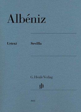 Henle Verlag Albéniz | Sevilla | Bladmuziek piano