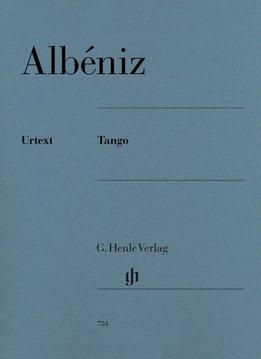 Henle Verlag Albéniz | Tango | Henle urtext editie