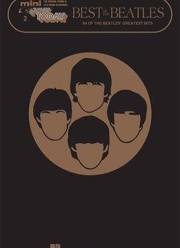 Hal Leonard Best of the Beatles | Mini E-Z Play Today Volume 2