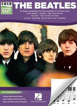 Hal Leonard The Beatles | Super Easy Songbook