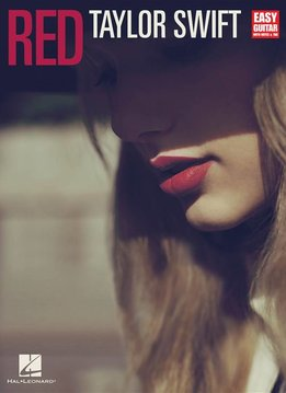 Hal Leonard Taylor Swift: Red | Easy Guitar With Notes & Tab