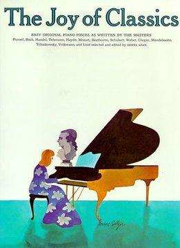 Yorktown Music Press The Joy Of Classics   71 eenvoudige en originele pianostukken