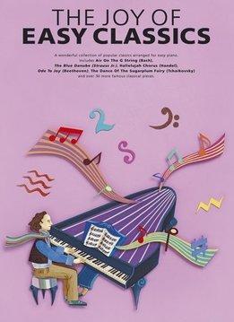 Yorktown Music Press The Joy of Easy Classics   Gearrangeerd voor easy piano