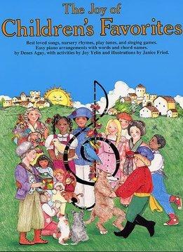 Yorktown Music Press The Joy Of Children's Favourites