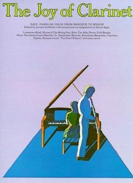 Yorktown Music Press The Joy Of Clarinet | Met piano begeleiding