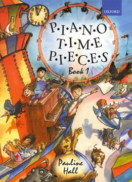 Oxford Pauline Hall: Piano Time Pieces Book 1 (2004 Edition)