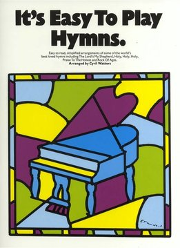 Wise Publications It's Easy To Play Hymns