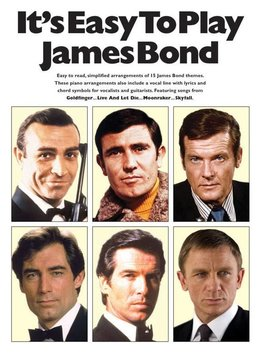 Wise Publications It's Easy To Play James Bond