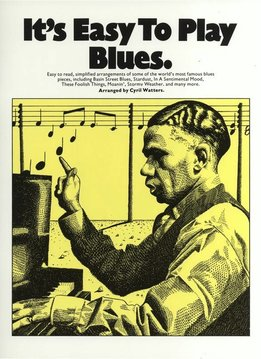 Wise Publications It's Easy To Play Blues