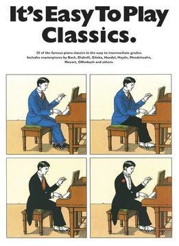 Wise Publications It's Easy To Play Classics