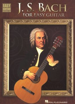Hal Leonard Bach for Easy Guitar | Easy Guitar With Notes & Tab