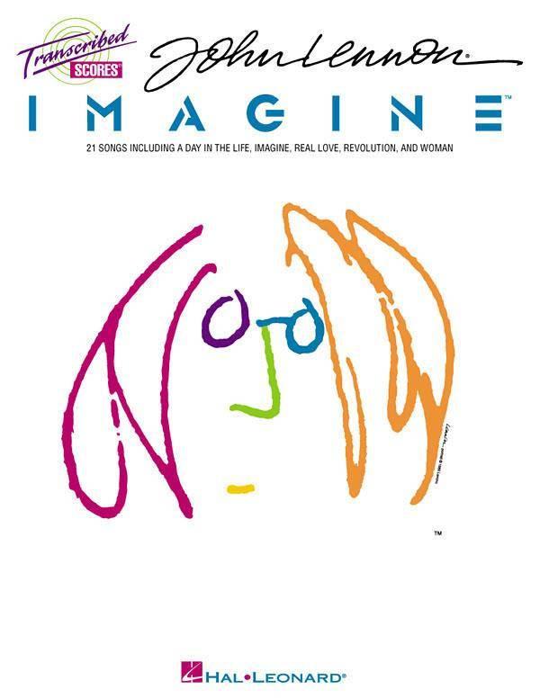 Hal Leonard John Lennon | Imagine | Transcribed Scores
