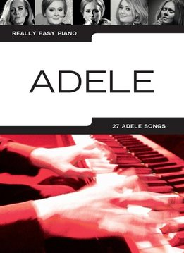 Hal Leonard Adele | Really Easy Piano (Updated Edition)