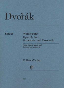 Henle Verlag Dvorák | Silent Woods op. 68 no. 5 voor cello en piano