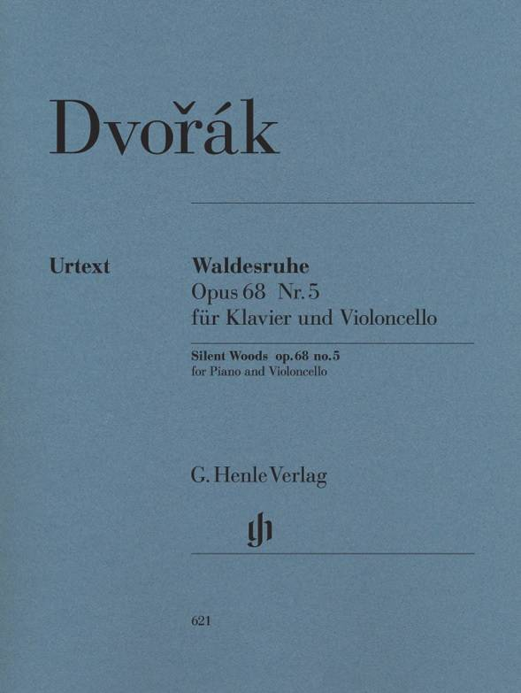 Henle Verlag Dvorák | Silent Woods op. 68 no. 5 voor cello en piano