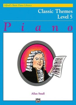 Alfred Alfred's Basic Piano Classic Themes | Niveau 5