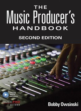 Hal Leonard The Music Producer's Handbook (2e editie)