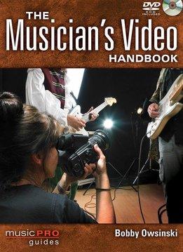 Hal Leonard The Musician's Video Handbook | Bobby Owsinski