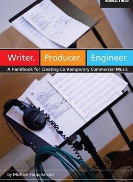 Berklee Press Writer. Producer. Engineer.