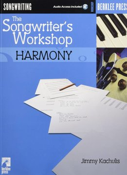 Berklee Press The Songwriter's Workshop: Harmony