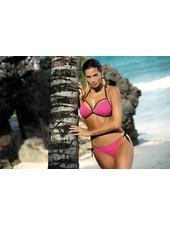 Marko Beth Papaya Schalen Bikini