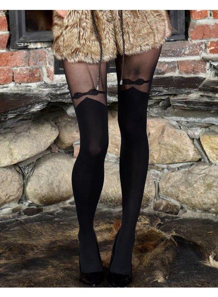 Alphubel Luxuriöse Damen Strumpfhose 498