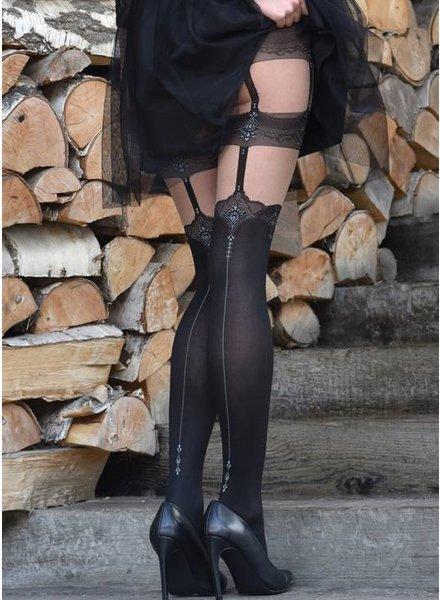 Alphubel Luxuriöse Damen Strumpfhose 482