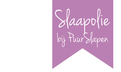 banner Slaapolie, PuurSlapen