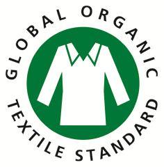 GOTS logo, PuurSlapen