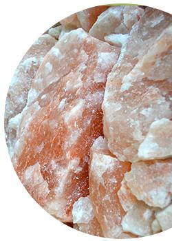 natuur kussenvulling berg kristalzout voor warmtekussen, PuurSlapen