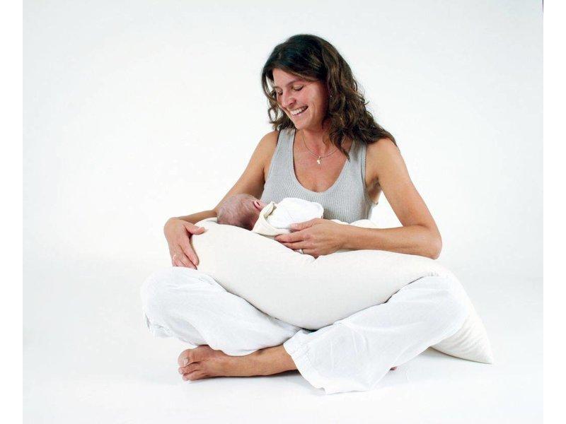 Ecologisch zwangerschapskussen steun verlichting en comfort