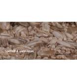 Mudis Mudis® zijslaapkussen 150x30, verkrijgbaar met diverse biologische kussenvullingen.