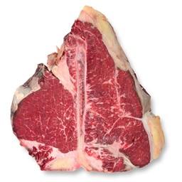 Porter House Steak - Dry Aged