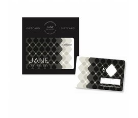 Jane and Fred.com Gift card Jane and Fred
