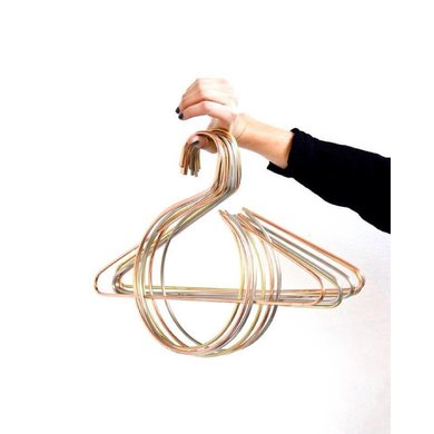 ComingB Copper hanger for your scarves