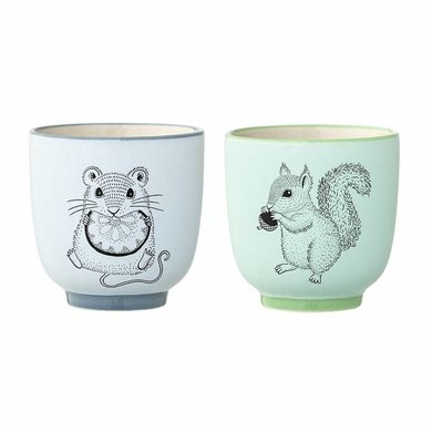 Bloomingville mini Bloomingville Mini cup set Albert