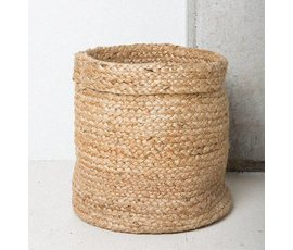 Urban Nature Culture Amsterdam Urban Nature Culture burlap basket