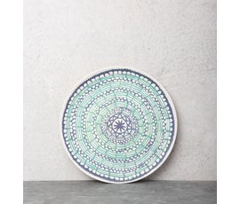 Urban Nature Culture Amsterdam Urban Nature Culture bord Mandala Duo Colored