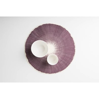 Urban Nature Culture Amsterdam Urban Nature Culture placemat Paper - Vegs Pink