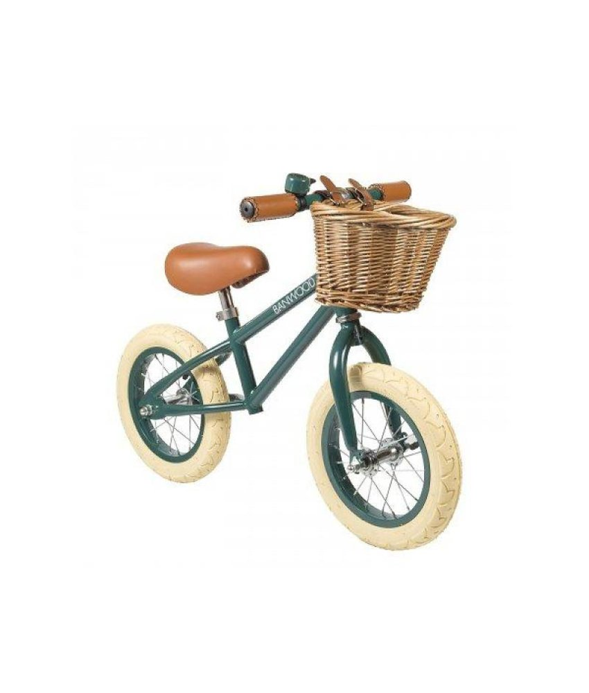 Banwood Balance Bike Banwood First Go - Dark Green