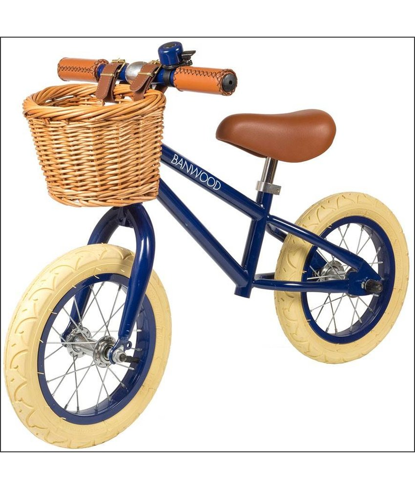 Banwood Balance Bike Banwood First Go - Blue