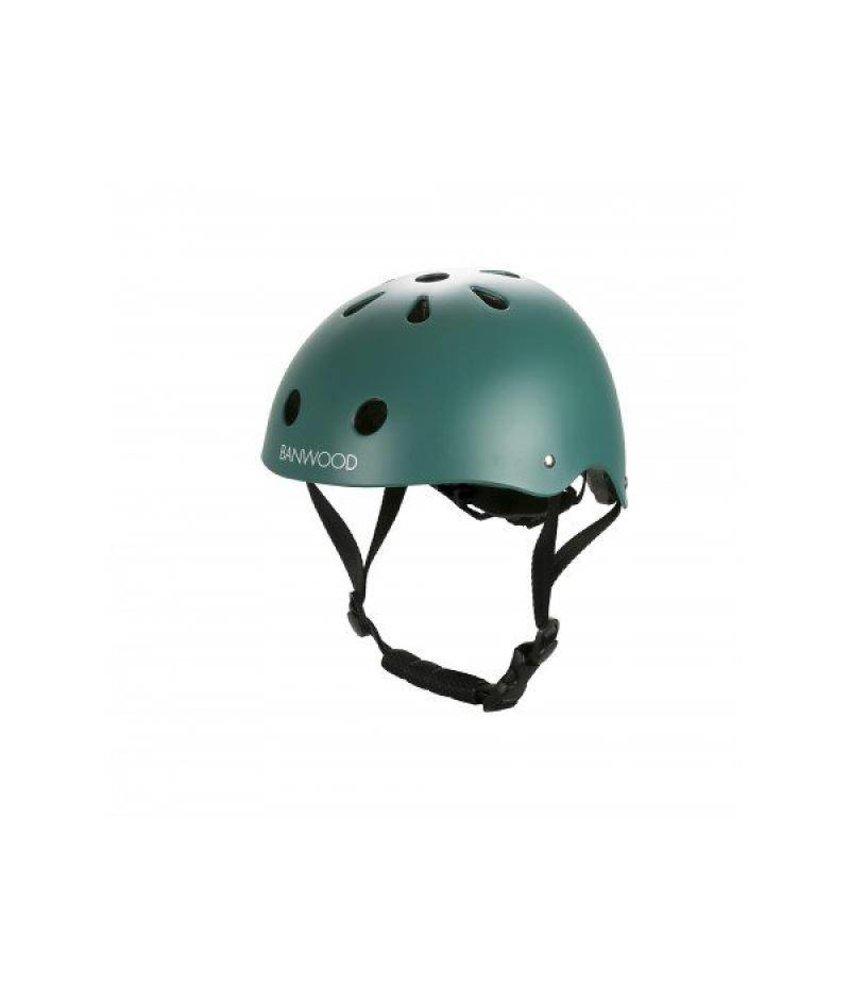 Banwood Helmet - Dark Green