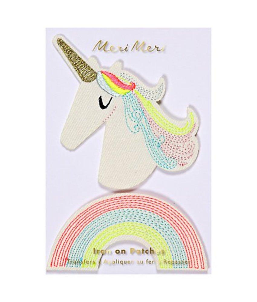 Meri Meri Unicorn patches