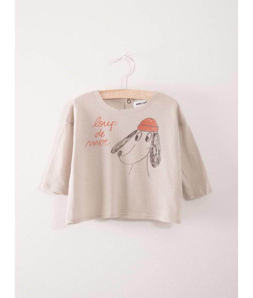 Bobo Choses Baby T-Shirt Loup de Mer