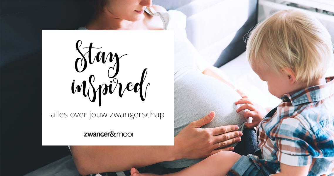Stay Inspired - alles over jouw zwangerschap
