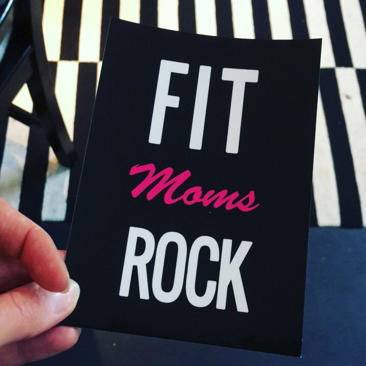 Fit moms rock